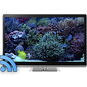 Aquariums on TV via Chromecast