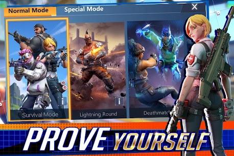 Descargar Omega Legends APK (2021) {Último Android y IOS} 2