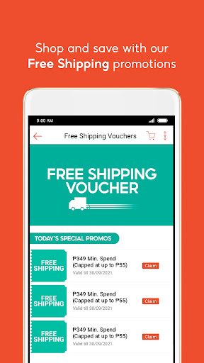 Shopee No.1 Online Platform android2mod screenshots 3
