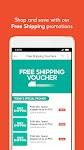 screenshot of Shopee No.1 Online Platform