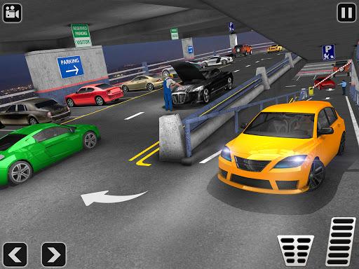 Car Parking Driver Test: Multistory Driving Mania screenshots 15