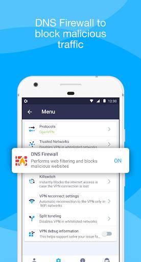 VPN Unlimited - Free VPN Proxy Shield 8.4 Screenshots 4