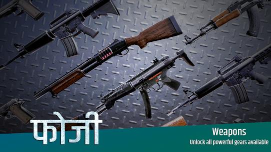 Faugi Veer : Indian Soldier 3d Shooter OFFLINE 3