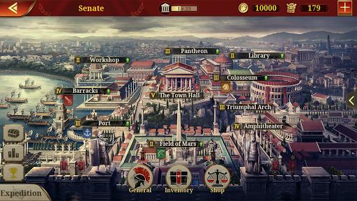 Great Conqueror: Rome - Civilization Strategy Game  screenshots 7