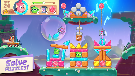 Angry Birds Journey screenshots 10