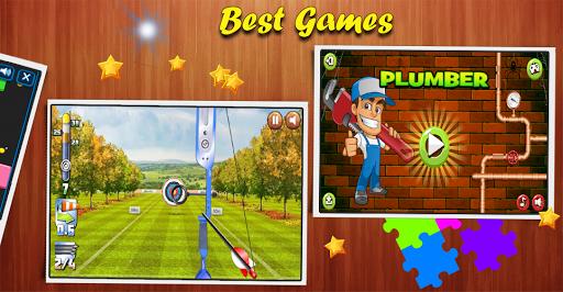 Race GameBox-2 : Free Offline Multiplayer Games 3.6.8.23 screenshots 2