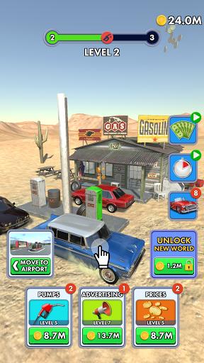 Idle Gas Station 0.3 screenshots 3