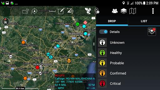 ATAK-CIV (Android Team Awareness Kit - Civil Use) android2mod screenshots 5