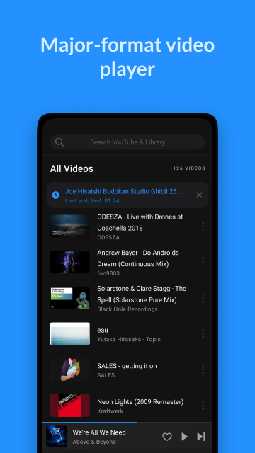 Music Player by Lark Player - for Music & Youtube  poster 5