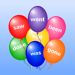 English Irregular Verbs Game