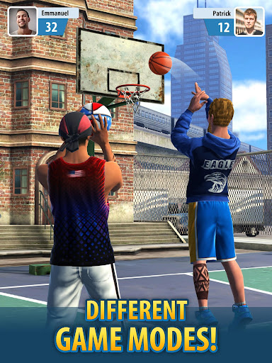 Basketball Stars screenshots 14