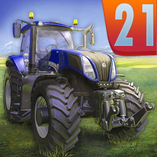 Supreme tractor farming - modern farm games 2021