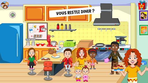 Code Triche My Town: Maison d'amis (Astuce) APK MOD screenshots 6