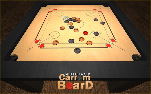 Multiplayer Carrom Board : Real Pool Carrom Game  screenshots 11