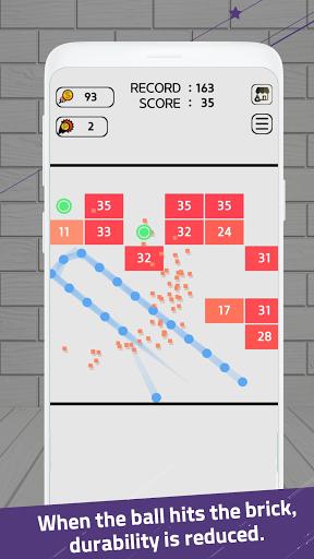 Swipe Brick Breaker  screenshots 3