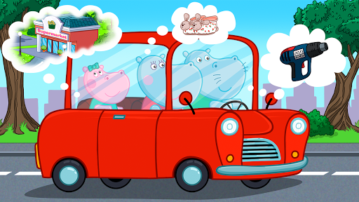 Supermarket: Shopping Games for Kids  screenshots 1