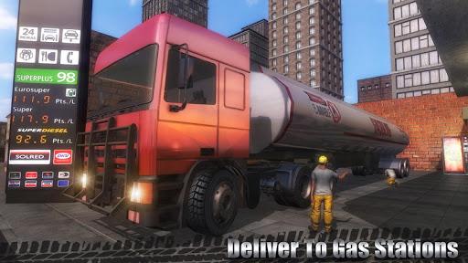Oil Cargo Transport Truck Simulator Games 2020  Screenshots 2
