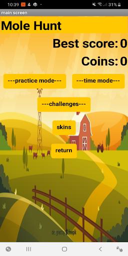Mole Hunt 1.1.2 screenshots 1