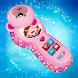 Princess Baby Phone - Kids & Toddlers Play Phone