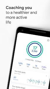 Google Fit: Health and Activity Tracking Mod 2.50.18 Apk (Unlocked) 1