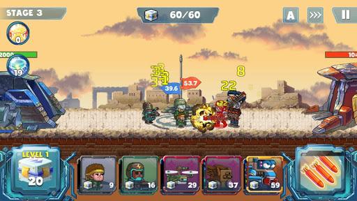 Télécharger Gratuit Guerre de défense mod apk screenshots 5
