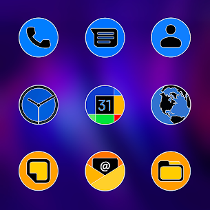 Pixly Fluo APK- Icon Pack (PAID) Download Latest Version 2