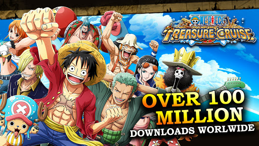 ONE PIECE TREASURE CRUISE 10.0.2 apktcs 1