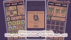 Bricks Pixel - Monster Bricks Breaker Battle RPGのおすすめ画像4