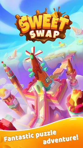 Sweet Swap - Matching, Blast Puzzle Game 1.2.1 screenshots 1