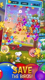 Bubble Shooter: Snoopy POP! – Bubble Pop Mod Apk (Unlimited Money) 2