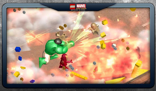 LEGO ® Marvel Super Heroes Mod Apk