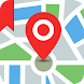 GPS位置情報保存