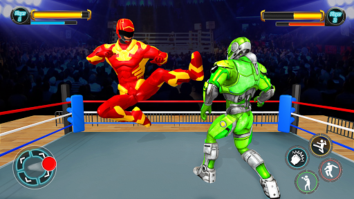 Grand Robot Ring Fighting 2020 : Real Boxing Games 1.19 Screenshots 15