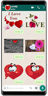 WAStickerApps love and relationship stickers
