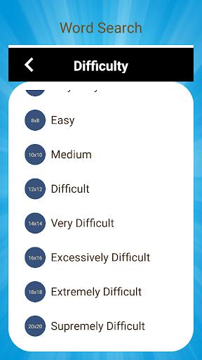 Word Search Free Game 1.5 screenshots 3