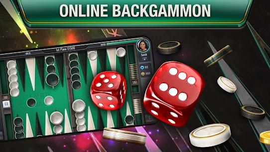 Backgammon Free MOD Apk 1.0.0 (Unlimited Money) 1