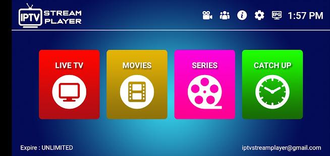IPTV Stream Player 2.5.2 Screenshots 9