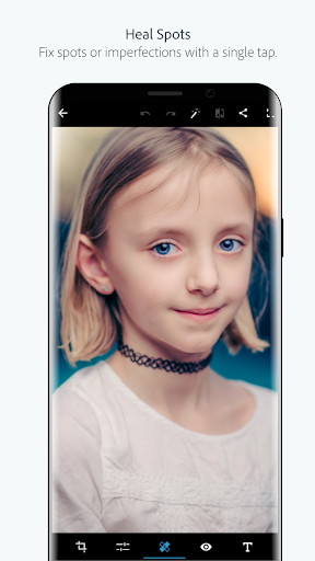 Adobe Photoshop Express:Photo Editor Collage Maker 6.9.747 screenshots 7