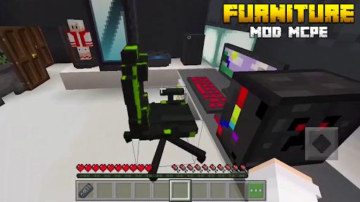 Furniture Mod - Addon for Minecraft PE hack tool