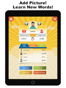 Hangman Multiplayer - Online Word Game 8.0.6 Screenshots 10