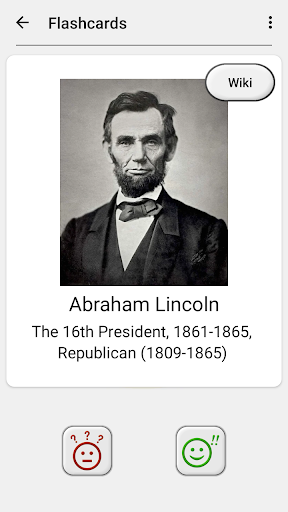 US Presidents and Vice-Presidents - History Quiz screenshots 15