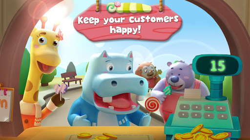 Little Panda's Candy Shop apktram screenshots 16