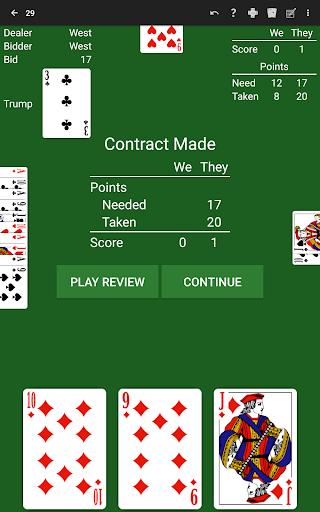 29 Card Game by NeuralPlay  screenshots 16