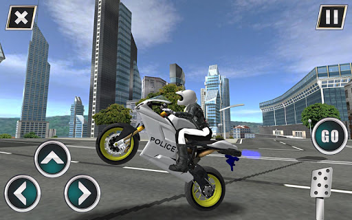 Police Motorbike Traffic Rider 1.8 screenshots 7