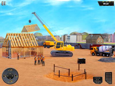 City Construction Simulator: Heavy Excavator Crane 2.1