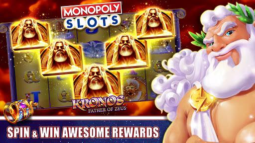 MONOPOLY Slots - Slot Machines  screenshots 5