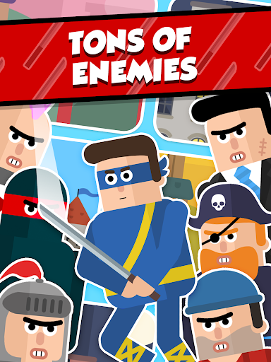 Mr Ninja - Slicey Puzzles screenshots 11