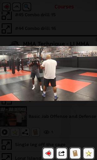 Martial Arts - Training and workouts  screenshots 3