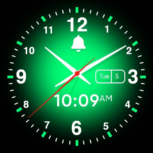 Clock Always on Display & Edge Light Super AMOLED