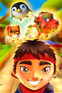 Ninja Kid Run Free – Fun Games 4